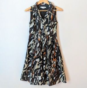 Zara | Animal Print Dress